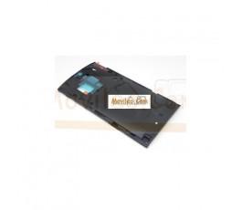 Carcasa interna negra para Sony Xperia S, LT26I