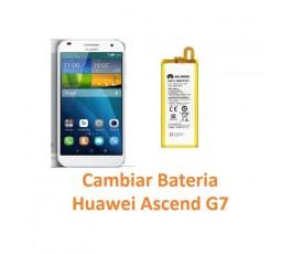 Cambiar Batería Huawei Ascend G7 - Imagen 1