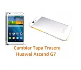 Cambiar Tapa Trasera Huawei Ascend G7 - Imagen 1