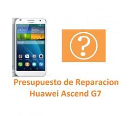 Presupuesto de Reparación Huawei Ascend G7 - Imagen 1