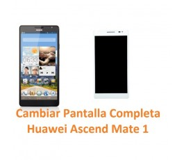 Cambiar Pantalla Completa Huawei Ascend Mate 1 - Imagen 1