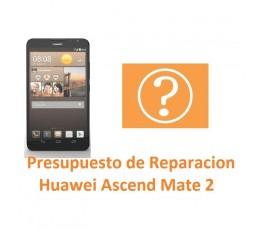 Presupuesto de Reparación Huawei Ascend Mate 2 - Imagen 1