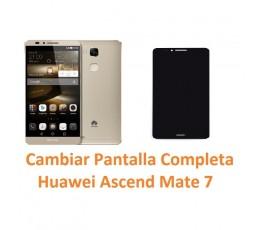 Cambiar Pantalla Completa Huawei Ascend Mate 7 - Imagen 1