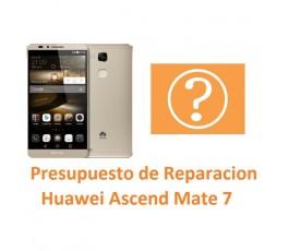 Presupuesto de Reparación Huawei Ascend Mate 7 - Imagen 1