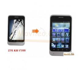 CAMBIAR PANTALLA LCD ZTE KIS V788 - Imagen 1