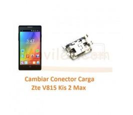 Cambiar Conector Carga Zte V815 Kis 2 Max - Imagen 1