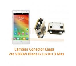Cambiar Conector Carga Zte Blade G Lux Kis 3 Max V830W - Imagen 1