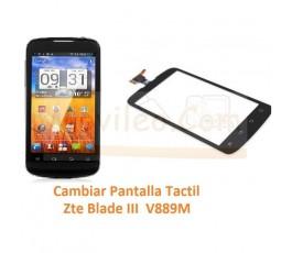Cambiar Pantalla Tactil Zte Blade III V889M - Imagen 1