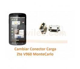 Cambiar Conector Carga Zte V960 Orange Montecarlo - Imagen 1