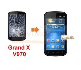 Cambiar Pantalla Completa  (lcd+tactil) Zte Grand X V970 - Imagen 1