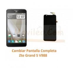 Cambiar Pantalla Completa Zte Grand S V988 - Imagen 1