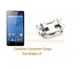 Cambiar Conector Carga Zte Blade L3 - Imagen 1