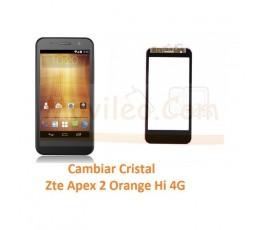Cambiar Cristal Zte Apex 2 Orange Hi 4G - Imagen 1