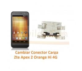 Cambiar Conector Carga Zte Apex 2 Orange Hi 4G - Imagen 1