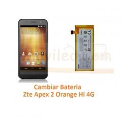 Cambiar Bateria Zte Apex 2 Orange Hi 4G - Imagen 1