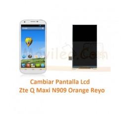 Cambiar Pantalla Lcd Zte Q Maxi N909 Orange Reyo - Imagen 1