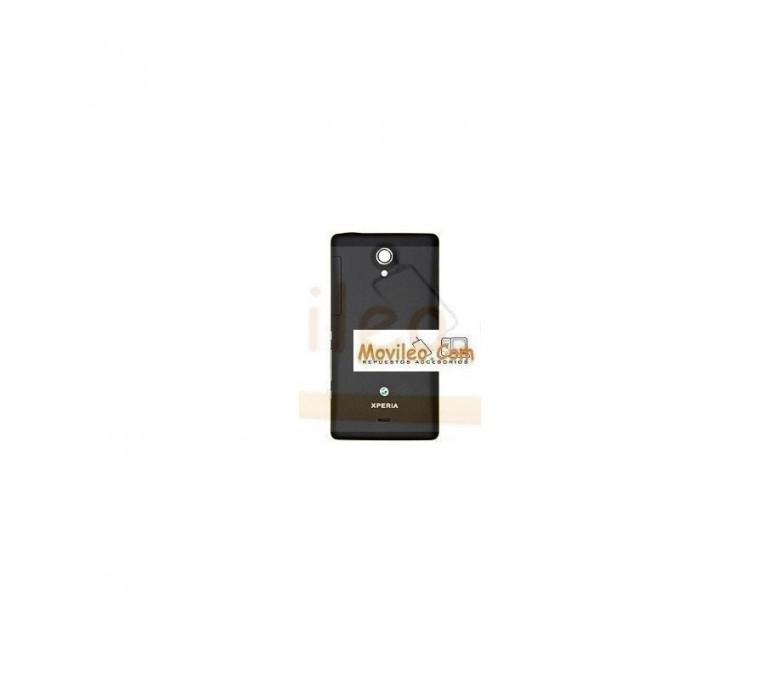 Carcasa, Tapa de Batería Negra para Sony LT30P Xperia T - Imagen 1