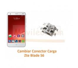 Cambiar Conector Carga Zte Blade S6 - Imagen 1