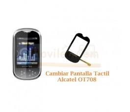 Cambiar Pantalla Tactil Alcatel OT708 OT-708 - Imagen 1
