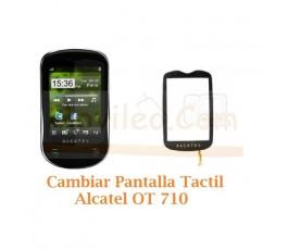 Cambiar Pantalla Tactil Alcatel OT710 OT-710 - Imagen 1
