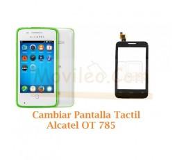Cambiar Pantalla Tactil para Alcatel OT785 OT-785 - Imagen 1