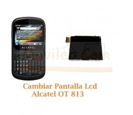 Cambiar Pantalla Lcd Display Alcatel OT-813 OT813 - Imagen 1