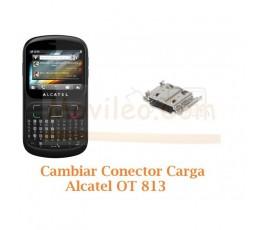 Cambiar Conector Carga Alcatel OT813 OT-813 - Imagen 1