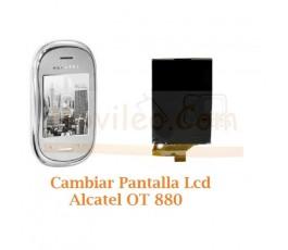 Cambiar Pantalla Lcd  Alcatel OT880 OT-880 - Imagen 1