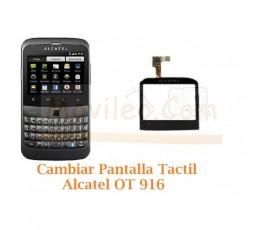 Cambiar Pantalla Tactil Alcatel OT-916 OT916 - Imagen 1