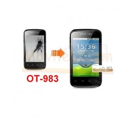 Cambiar Pantalla LCD (display) Alcatel One Touch 983 - Imagen 1