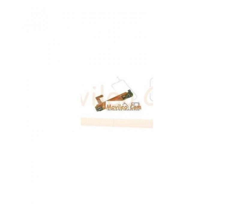 Flex de Placa Inferior con Antena y Microfono para Sony Xperia T, LT30 - Imagen 1