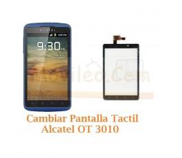 Cambiar Pantalla Tactil Alcatel OT3010 OT-3010 - Imagen 1