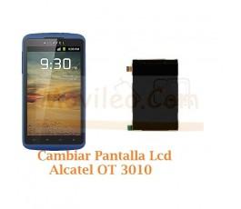 Cambiar Pantalla Lcd Alcatel OT3010 OT-3010 - Imagen 1