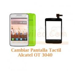 Cambiar Pantalla Tactil Alcatel OT3040 OT-3040 - Imagen 1