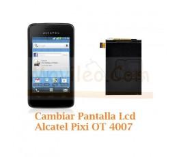 Cambiar Pantalla Lcd Alcatel Pixi OT4007 OT-4007 - Imagen 1