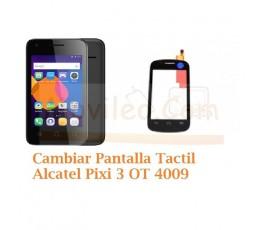Cambiar Pantalla Tactil Alcatel Pixi 3 OT4009 OT-4009 - Imagen 1