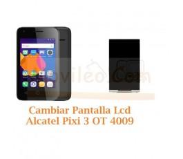 Cambiar Pantalla Lcd Alcatel Pixi 3 OT4009 OT-4009 - Imagen 1