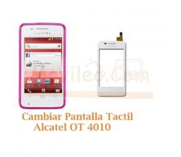 Cambiar Pantalla Tactil Alcatel OT4010 OT-4010 - Imagen 1