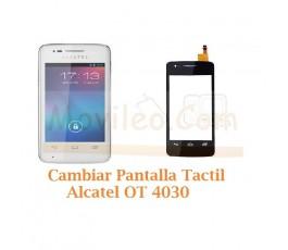 Cambiar Pantalla Tactil Alcatel S´POP OT4030 OT-4030 - Imagen 1