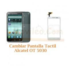 Cambiar Pantalla Tactil Alcatel OT5030 OT-5030 - Imagen 1