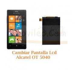 Cambiar Pantalla Lcd Alcatel OT5040 OT-5040 - Imagen 1