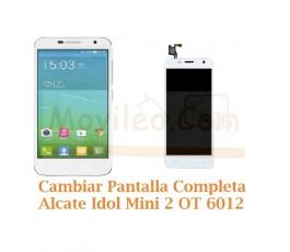 Cambiar Pantalla Completa Alcatel Idol Mini 2 OT6016 OT-6016 - Imagen 1