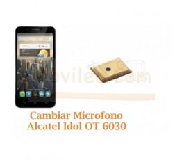 Cambiar Microfono Alcatel Idol OT6030 OT-6030 - Imagen 1