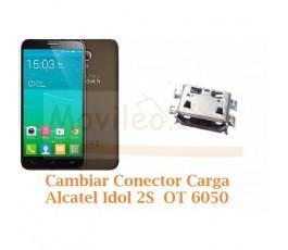 Cambiar Conector Carga Alcatel Idol 2S OT6050 OT-6050 - Imagen 1