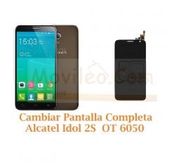Cambiar Pantalla Completa Alcatel Idol 2S OT6050 OT-6050 - Imagen 1