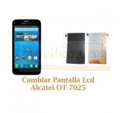 Cambiar Pantalla Lcd Alcatel OT7025 OT-7025 - Imagen 1