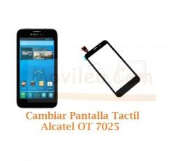 Cambiar Pantalla Tactil Alcatel OT7025 OT-7025 - Imagen 1