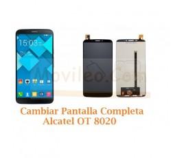 Cambiar Pantalla Completa Alcatel Hero OT8020 OT-8020 - Imagen 1