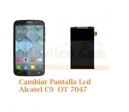 Cambiar Pantalla Lcd Alcatel C9 OT7047 OT-7047 - Imagen 1