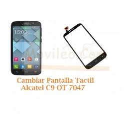 Cambiar Pantalla Tactil Alcatel C9 OT7047 OT-7047 - Imagen 1